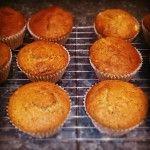 Recipe retweet: Lemon and poppyseed muffins