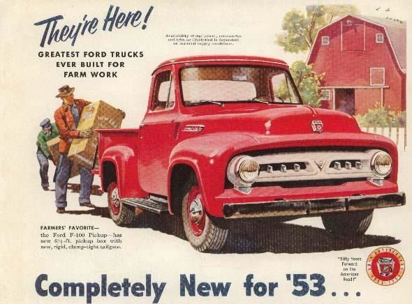 """Affordable Vintage 1953 Ford F100 For Sale    Today You Can Get Great PricesOn 1953 Ford F-100 Trucks: [phpbay keywords=""""1953 Ford F100"""" num=""""5... http://www.ruelspot.com/ford/affordable-vintage-1953-ford-f100-for-sale/  #1953FordF100ForSale #FordPickupTrucks #Vintage1953FordF100Information"""