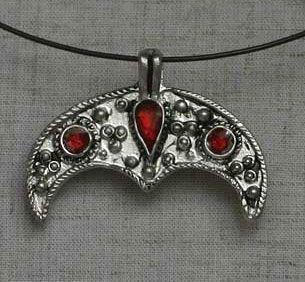 Лунница — славянский женский оберег - Ярмарка Мастеров - ручная работа, handmade