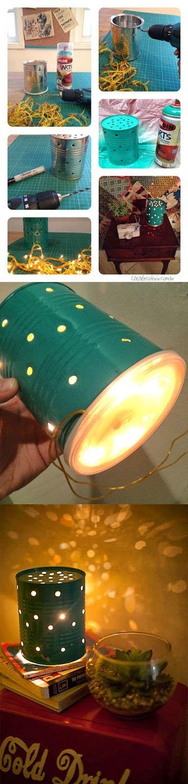 Make a Fire Fly Night Light!