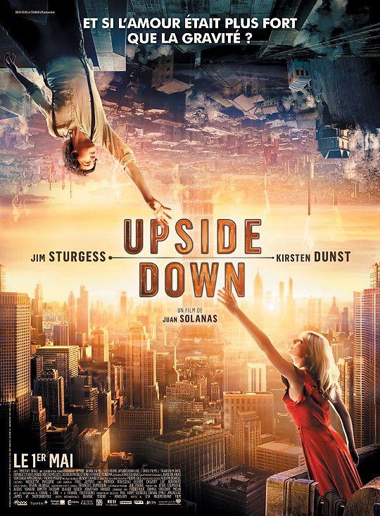 Upside Down : Kirsten Dunst et Jim Sturgess, un amour compliqué - StarsBlog.fr