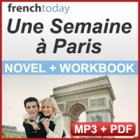 Une Semaine à Paris French Audiobook