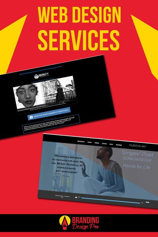West Palm Beach Web Design Web Design Custom Logo Design Brand Identity Website Design Services