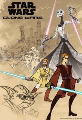 Watch Star Wars: Clone Wars online