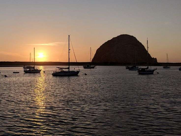 Morro Bay and the delights of the Pacific Highway