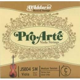 D'Addario Pro Arte Viola C String by Pro Arte (D'Addario). $13.30. D'Addario Pro Arte Viola C String