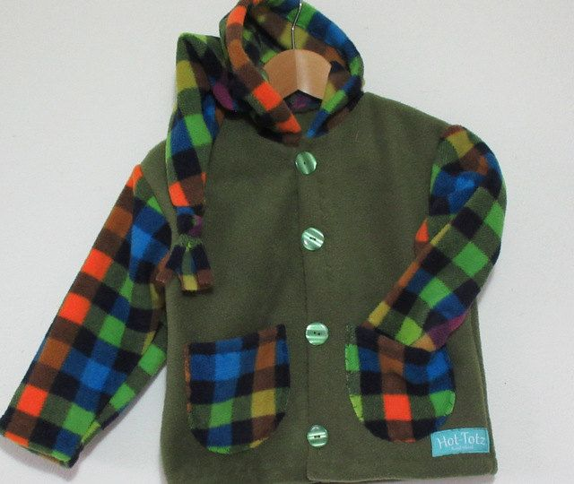 A personal favourite from my Etsy shop https://www.etsy.com/ie/listing/179101797/kids-elf-jacket-a-boys-hoodiea-girls