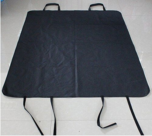 EFORCAR(R) 1 PCS Black Dog Car Front Seat Cover Car Truck Seat Blanket Mat Pet Protector -- Read more reviews of the product by visiting the link on the image.
