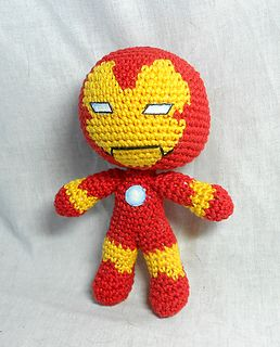 Iron Man Pattern on Ravelry