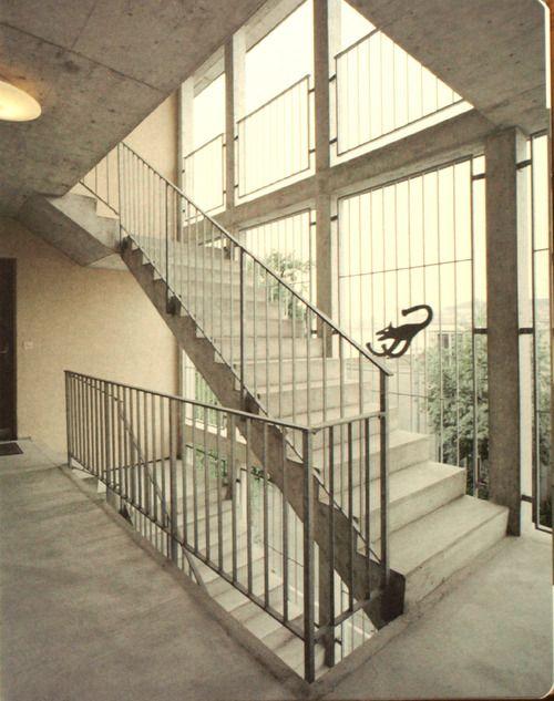 Miroslav Šik / Musikerwohnhaus / 1992-98