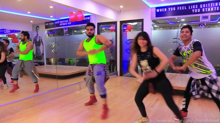 Badri Ki Dulhania   Bollywood Fitness