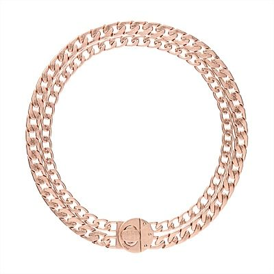 #mimco Turnlock Choker in Rose Gold
