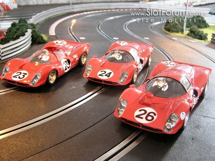 Classic Slot Car Racing