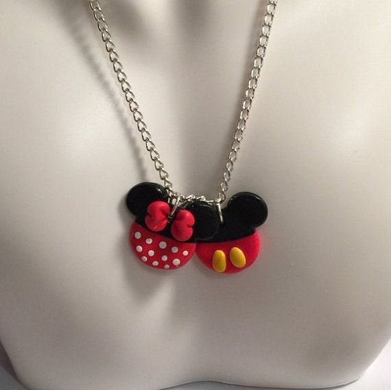 Disney Inspired Mickey Mouse Head Charms For by LIVCharmed on Etsy