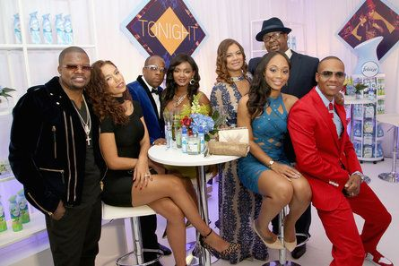 Double Date!  - The Real Candy Girls! The New Edition Fellas and Their Beautiful Wives
