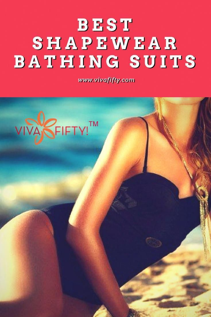 There are so many options to purchase a swimsuit – bikinis, one piece and tankinis. a tedious process. With a range of swimsuits for body types, here are the best shapewear bathing suits. #swimsuit #shapewear #womens