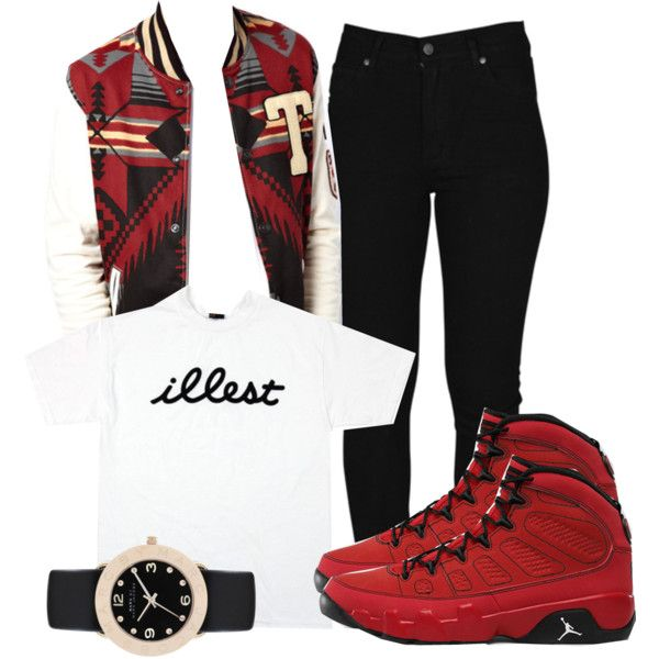pics for gt outfits with jordans for school