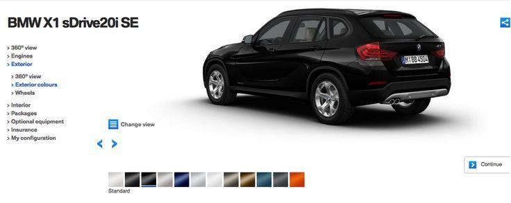 BYO BMW