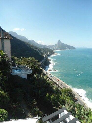 Rio de Janeiro, vista do Joá