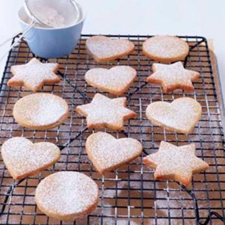 Vanilla cookies - Good Housekeeping