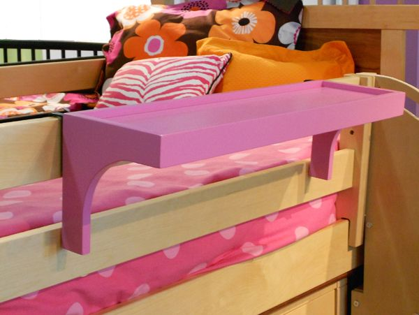 Bunk Bed Shelf   Bedding For Bunks