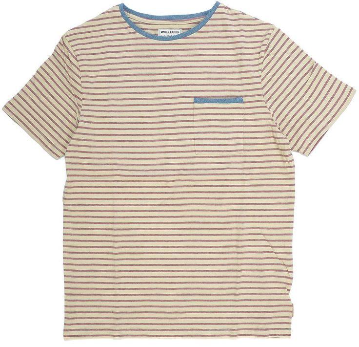 T-Shirt Billabong TRESSELS Dirty Denim