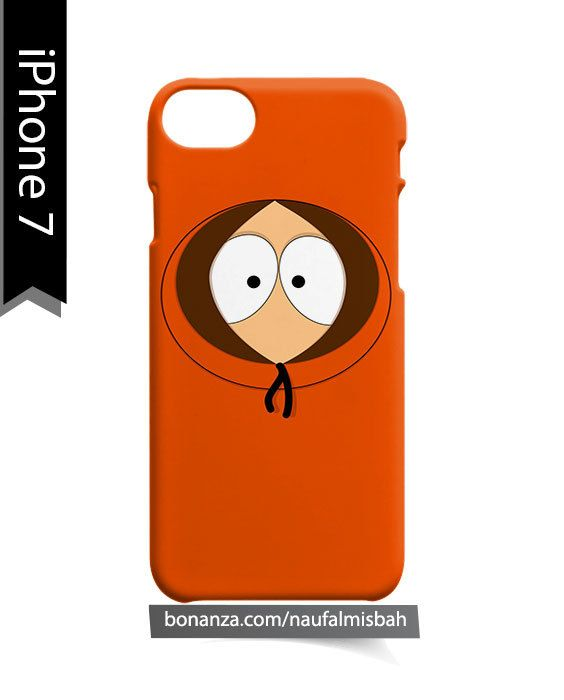 Kenny South Park iPhone 7 Case Cover Wrap Around