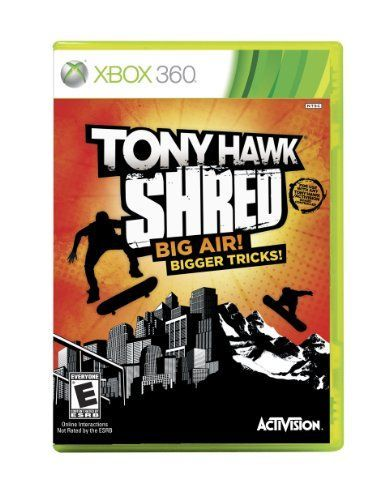 Tony Hawk Shred StandAlone Software * Visit the image link more details.