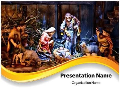 31 best christmas powerpoint templates images on pinterest ppt download our professional looking ppt template on jesus born and make a jesus born toneelgroepblik Gallery