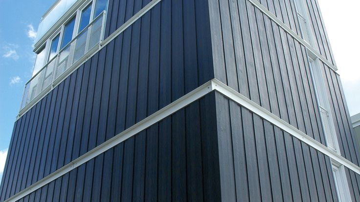 Vertical installation of cedral weatherboard from marley for Fiber cement shiplap siding