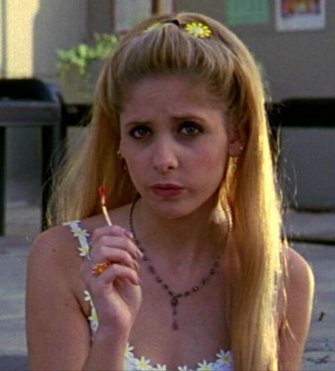 Buffy Summers The very first episode of the eight seasons.