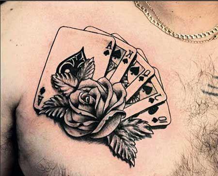 desenho cartas tattoo - Pesquisa Google