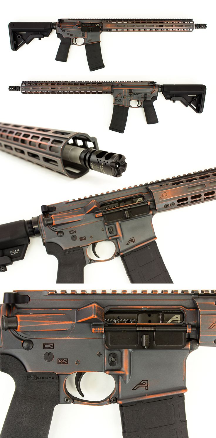 Monthly Rifle Giveaway | Aero Precision