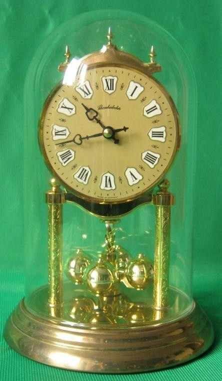 PROMOCJA+stary+zegar+z+kulkami+zegar+kominkowy+stojący