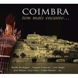 NEW Coimbra Tem Mais Encanto Import CD Music Compilação FADO