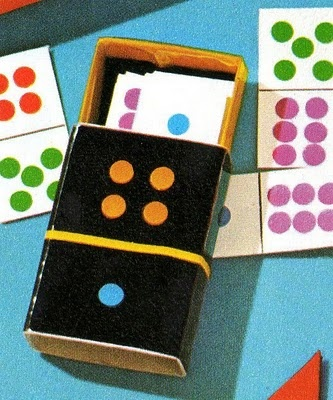 dominos in a matchbox