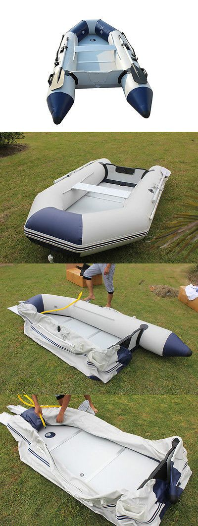 Inflatables 87090: 1.2Mm 8.8Ft Pvc Inflatable Boat Tender Dinghy Raft Fishing Yacht Boat Salt Water -> BUY IT NOW ONLY: $618.99 on eBay!
