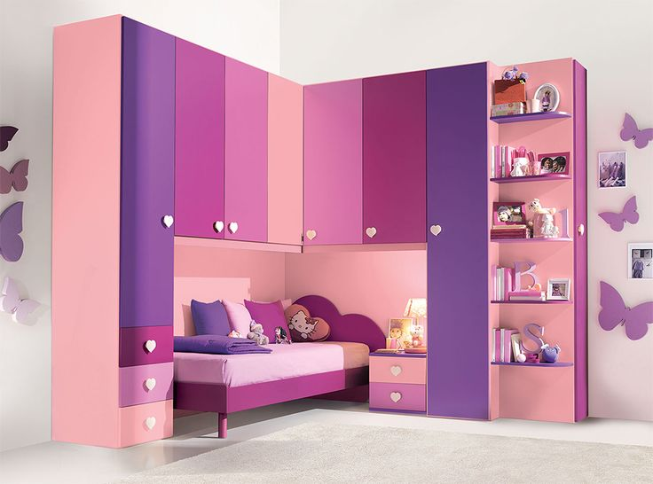 Contemporary Kids Bedroom VV Composition G056 - $4,235.00
