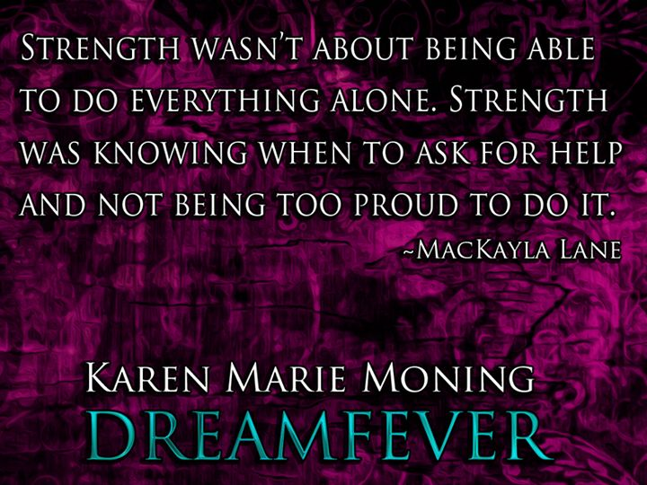 The Saucy Wenches Book Club: Fangirl Friday - The Fever Series by Karen Marie Moning