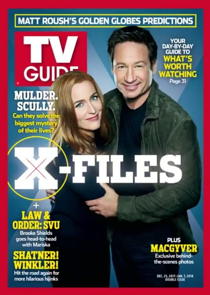 Pin By Magpie On Gillovny A Profound Attachment X Files Tv Guide Mulder