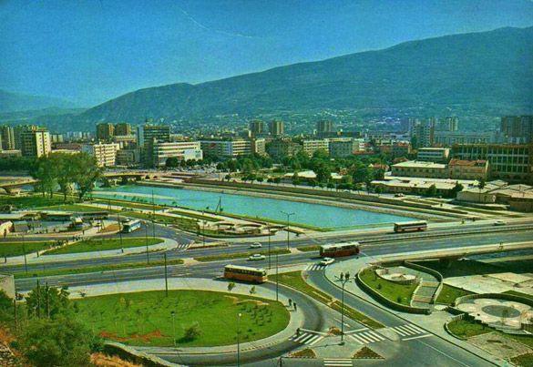 Skopje - 1950