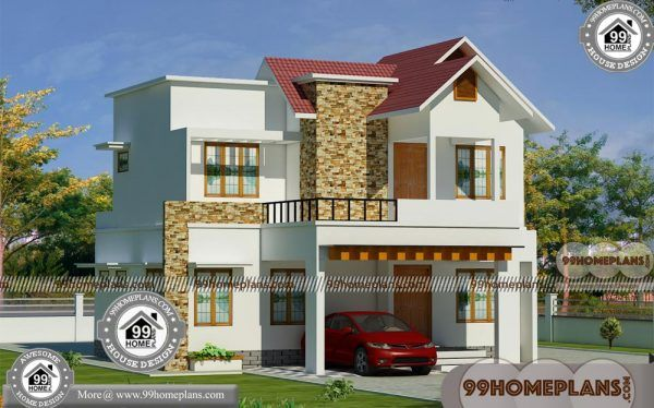 Long Narrow House Floor Plans With Kerala Contemporary House Designs Contemporary House Design Small Contemporary House Plans Contemporary House Plans