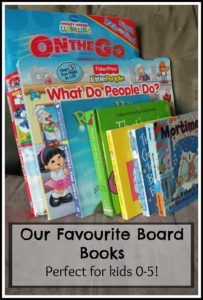 Our Most Loved Board Books