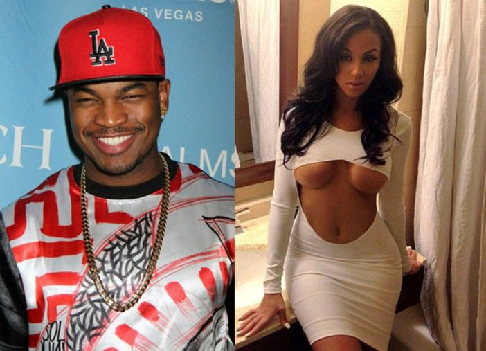 Ne Yo And Crystal Renay