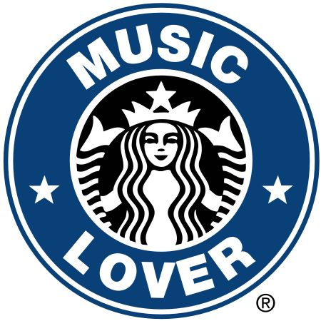 A custom Starbucks logo I made cool right