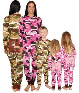 LazyOne Camo Deeriaire FlapJacks Long John is made of 100% Combed Cotton Knit You'll absolutely love these Long Johns from LazyOne