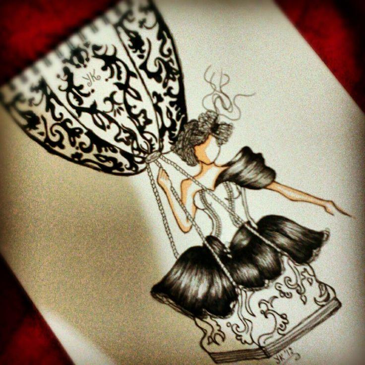 Fashion illustrasion!