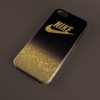Nike-Gold-Glitter for all phone device