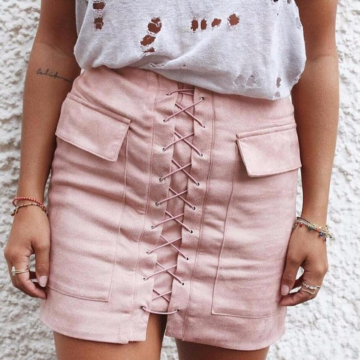 Women Elegant Solid Color Bandage Mini Skirt Sexy Hodycon Skirt Autumn Winter Casual Slim Pencil Skirt with Pocket - free shipping worldwide