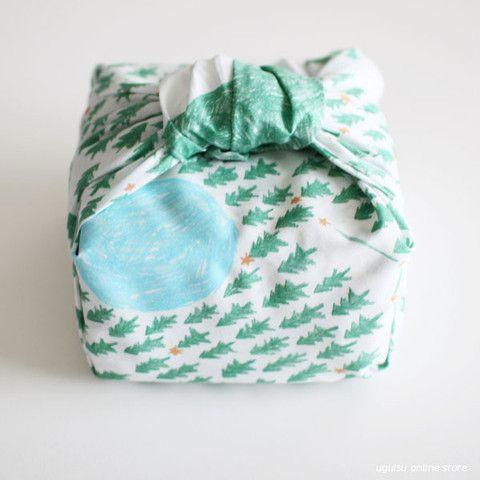 HARVEST handkerchief/furoshiki {mori to hoshi / day}